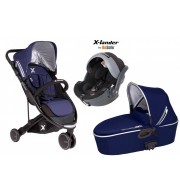 Otroški voziček X-Lander X-Fit 3v1