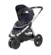 Otroški voziček Maxi Cosi Mura 3 (Total Black)