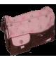 Previjalna torba Mark Neli (velika roza)