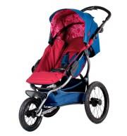 Otroški voziček X-Lander X-Run (berry red)