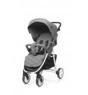Otroški voziček 4Baby Rapid - grey