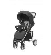 Otroški voziček 4Baby Rapid Premium - silver