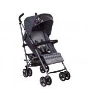 Otroški voziček CoTo Baby Soul - siv