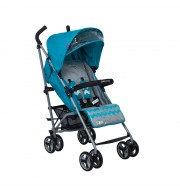 Otroški voziček CoTo Baby Soul - turkizen