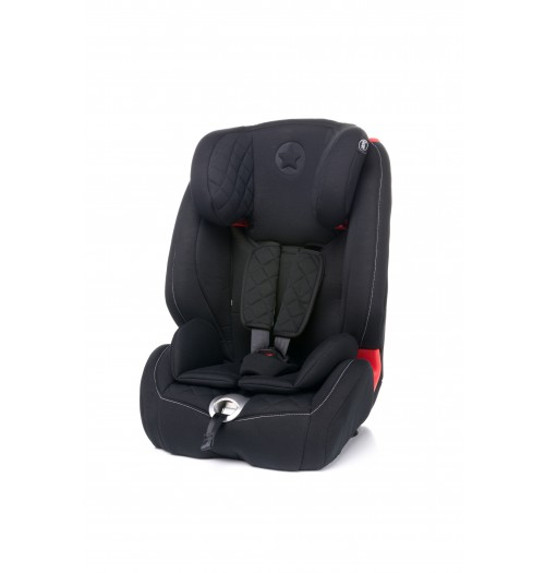 Avtosedež 4Baby Star-Fix (9-36 kg) - black