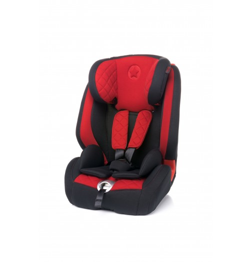 Avtosedež 4Baby Star-Fix (9-36 kg) - red