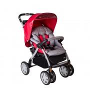 Otroški voziček CoTo Baby Torre - rdeč